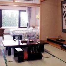 和洋室の一例
