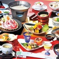 杉御膳お食事イメージ