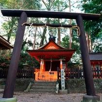 高原熊野神社①