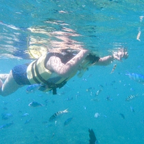 【シュノーケリングツアー】人気のシュノーケリングツアーで感動の海の世界へ