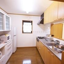 【キッチン】調理器具が揃っています