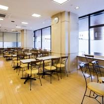 ◆明るい朝食コーナーで気持ちの良い一日のスタートを◆