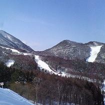 *高井富士スキー場