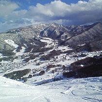 *高井富士スキー場2