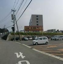 【第2駐車場】徒歩1〜2分。
