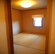 201号室 和室