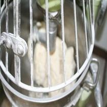 天然酵母の手作りパン