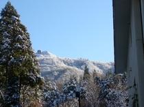 ヴァルトベルク冬景色