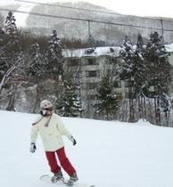 00 冬の風景 ボーダーとヴァルトベルク