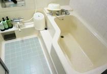 部屋のお風呂は温泉が出ます