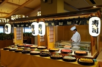 お寿司コーナー