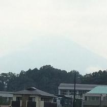 2014年9月11日【富士山初雪冠】