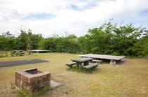 休暇村伊良湖キャンプ場