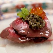 *【夕食一例】滋賀の恵みを活かしたお料理の数々を召し上がれ。