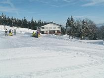 スキー場にアクセス最高