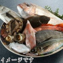 魚介の盛り合わせ