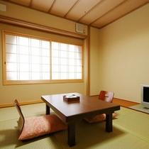 客室(和室6畳)