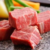牛サイコロステーキ1