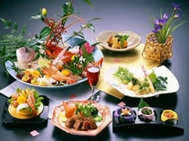 春の厳選料理