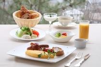 朝食(洋定食)