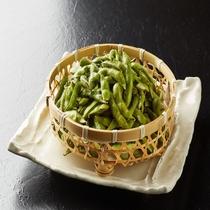新潟夏の名物 枝豆