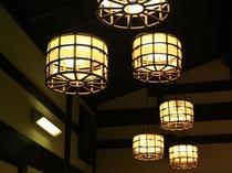 『蔵の間』国の登録有形文化財に指定されている小宴会場。