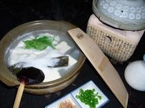 おぼろ豆腐2