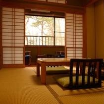 旅路 和室6畳+広縁1