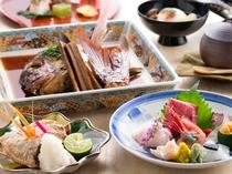 本館 新鮮旬魚懐石/一例
