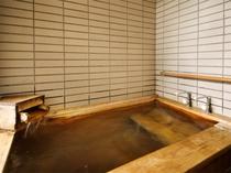 鳳凰標準客室・402こまどり/源泉内風呂〈ひのき〉