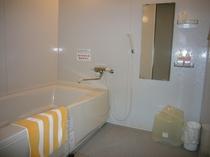 シングルCタイプ 浴室
