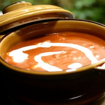 *ビーフシチュー(一例)濃厚な味わいが人気のビーフシチュー。アツアツを召し上がれ♪