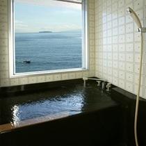 *客室風呂