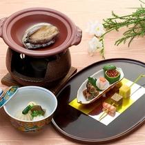 *懐石料理一例