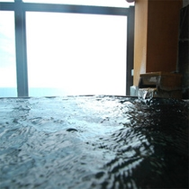 *屋上貸切露天風呂「明星の湯」