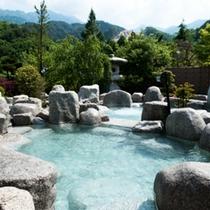 満天の湯「露天風呂」