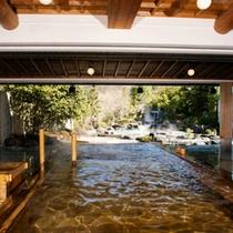 縁覚の湯「大浴場」