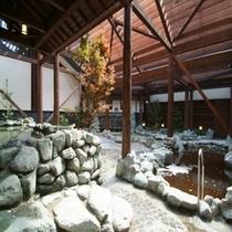 ◆露天風呂(座湯)◆