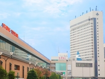 JR仙台駅徒歩1分の好立地