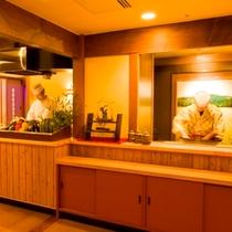 食彩〜上高地〜オープンキッチン