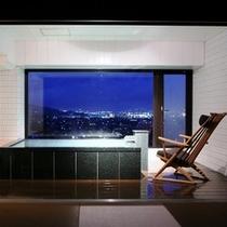 貸切展望風呂(飛翔の湯)