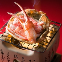 カニみそ甲羅焼き(単品)