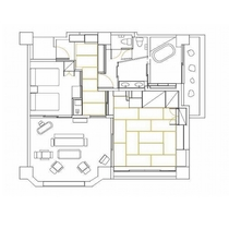 【特別貴賓室】東館最上階図