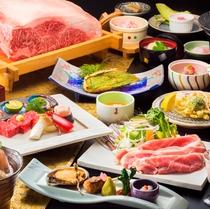 最上級料理特別会席(イメージ)