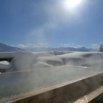 お松の湯 冬