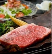 飛騨牛ステーキアップ