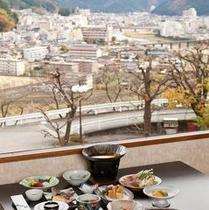 レストラン(春)イメージ