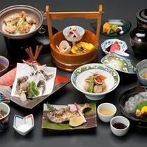 下呂郷土料理やすらぎ お料理一例