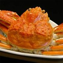 茹で蟹(イメージ)
