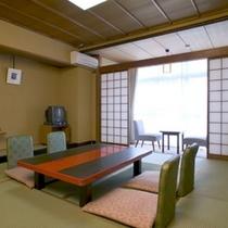 和室(バスなし、ウォシュレットタイプトイレ付)の一例